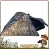 Tente armée Blackthorn 1 Highlander camouflage multicam , une 1 place 3 trois saisons profilée pour tenue au vent