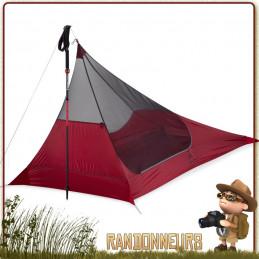 TENTE MSR Thru Hiker Mesh House 1 - Tente randonnée ultra light pour 1 une place personne deux 2 saisons
