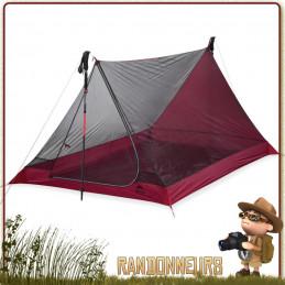 TENTE MSR Thru Hiker Mesh House 3 - Tente randonnée ultra light pour 3 trois personnes deux 2 saisons bikepacking
