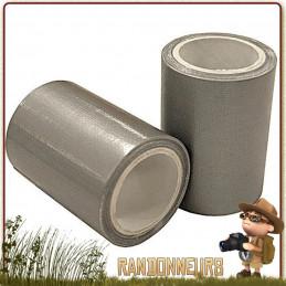 Ruban adhésif vinyl haute résistance Duct Tape SOL, adhésif avec bande large de 5 cm sur 1.2 mètres