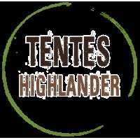 Tente armée blackthorn highlander camouflage multicam tente de survie