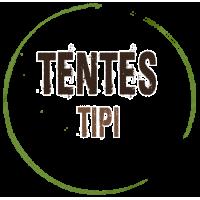 Tente Tipi jamet cheyenne 500 indienne de camping familiale trigano