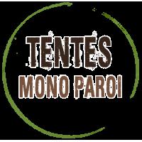 Tente Mono Paroi simple toit randonnée ultra légère spike nemo