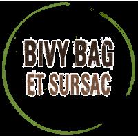 Bivy Bag tente sursac de protection étanche de survie militaire léger