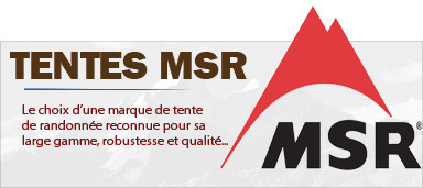 TENTES MSR