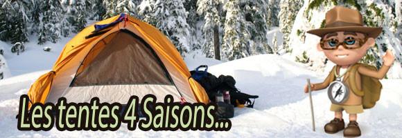 Choisir sa tente 4 saisons pour la montagne