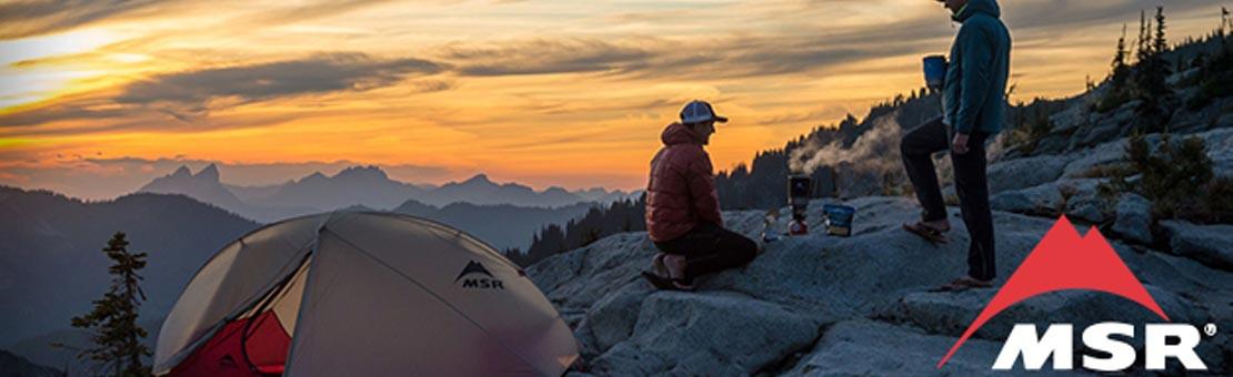 Tente randonnée légère de qualité, MSR est la marque de tente reconnue mondialement