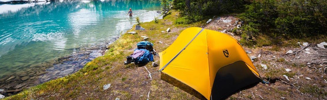 Nemo Outdoor, le choix de tente pour randonner léger et de trek en marche ultra légère