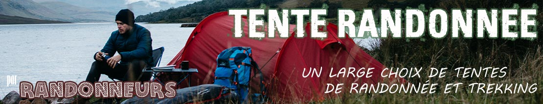 Tente randonnée et d'aventures pour le trekking et les expéditions