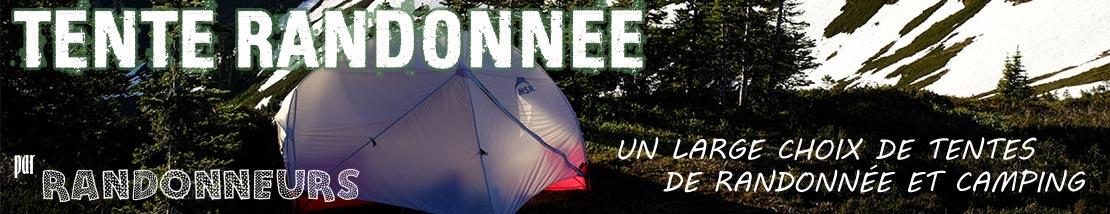 Tente randonnée légère pour le trek, le camping par Randonneurs votre boutique spécialiste en tentes MSR au meilleur prix